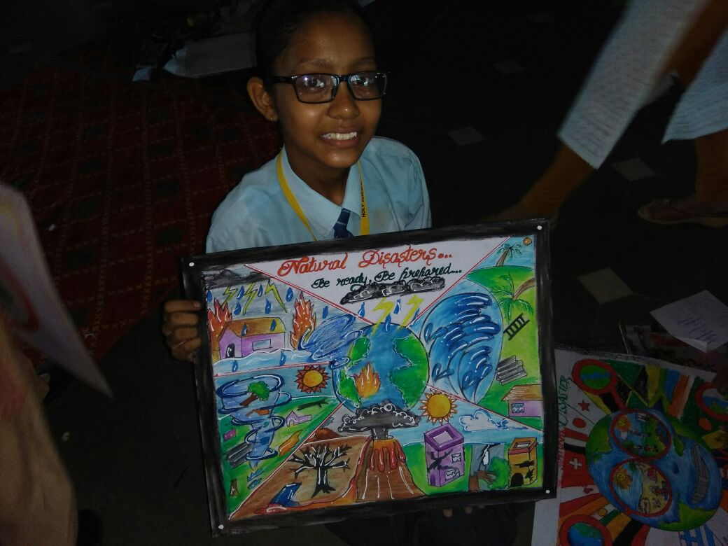 PAINTING COMPETITION AT BAL BHAWAN