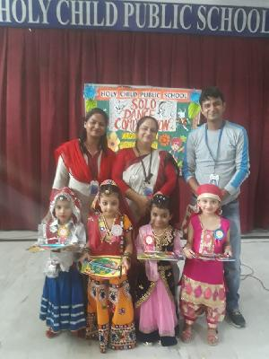 SOLO DANCE COMPETITION NURSERY