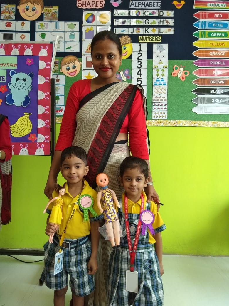 English Recitation Competition Nursery