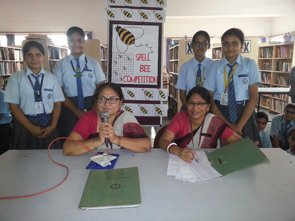 SPELL BEE INTER HOUSE COMPETITION